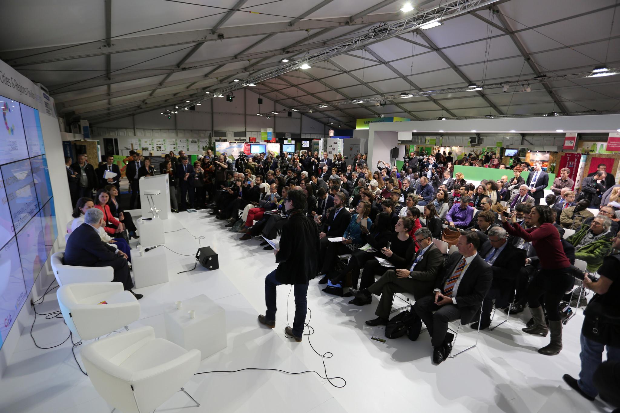 Pavilion full