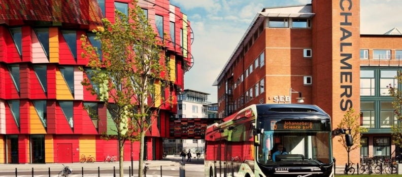 TAPplications: Gothenburg and Volvo Partner on Electric Buses