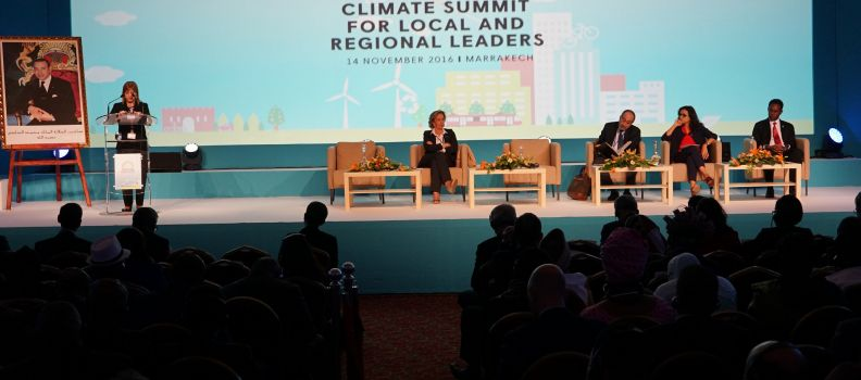 TAP featured in Marrakech Roadmap for Action at COP22